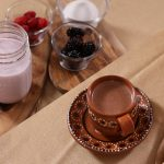 Two Super-Easy Ways To Flavor Your Milk: Mixed Berry Milk and Foamy Ancestral Mexican Hot Chocolate