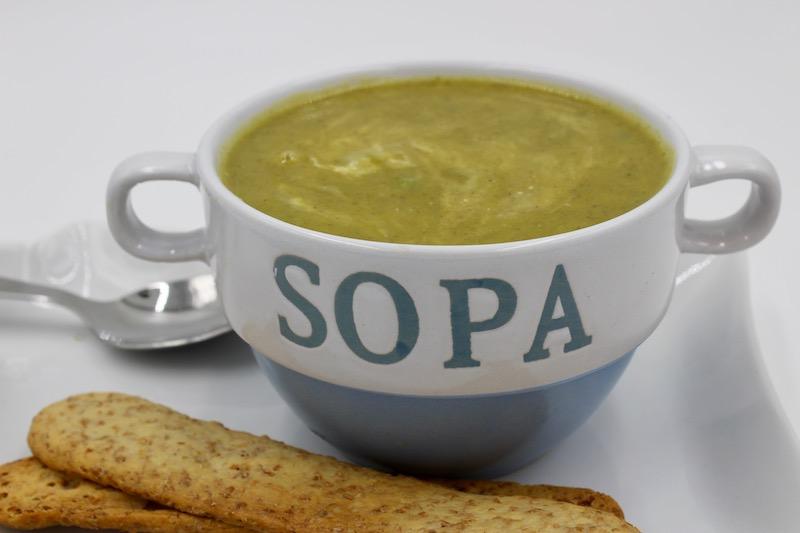 Spanish Pea Soup