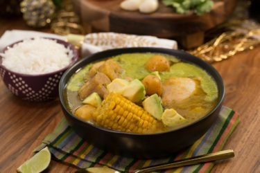Sancocho De Pollo - Easy Colombian Chicken Crock Pot Recipe