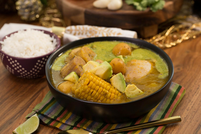 Sancocho De Pollo - Easy Colombian Chicken Crock Pot Recipe