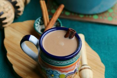How to Make Champurrado, photo by Hispanic Kitchen