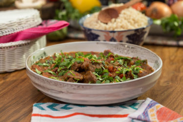 Low-Carb Chili, photo by Hispanic Kitchen