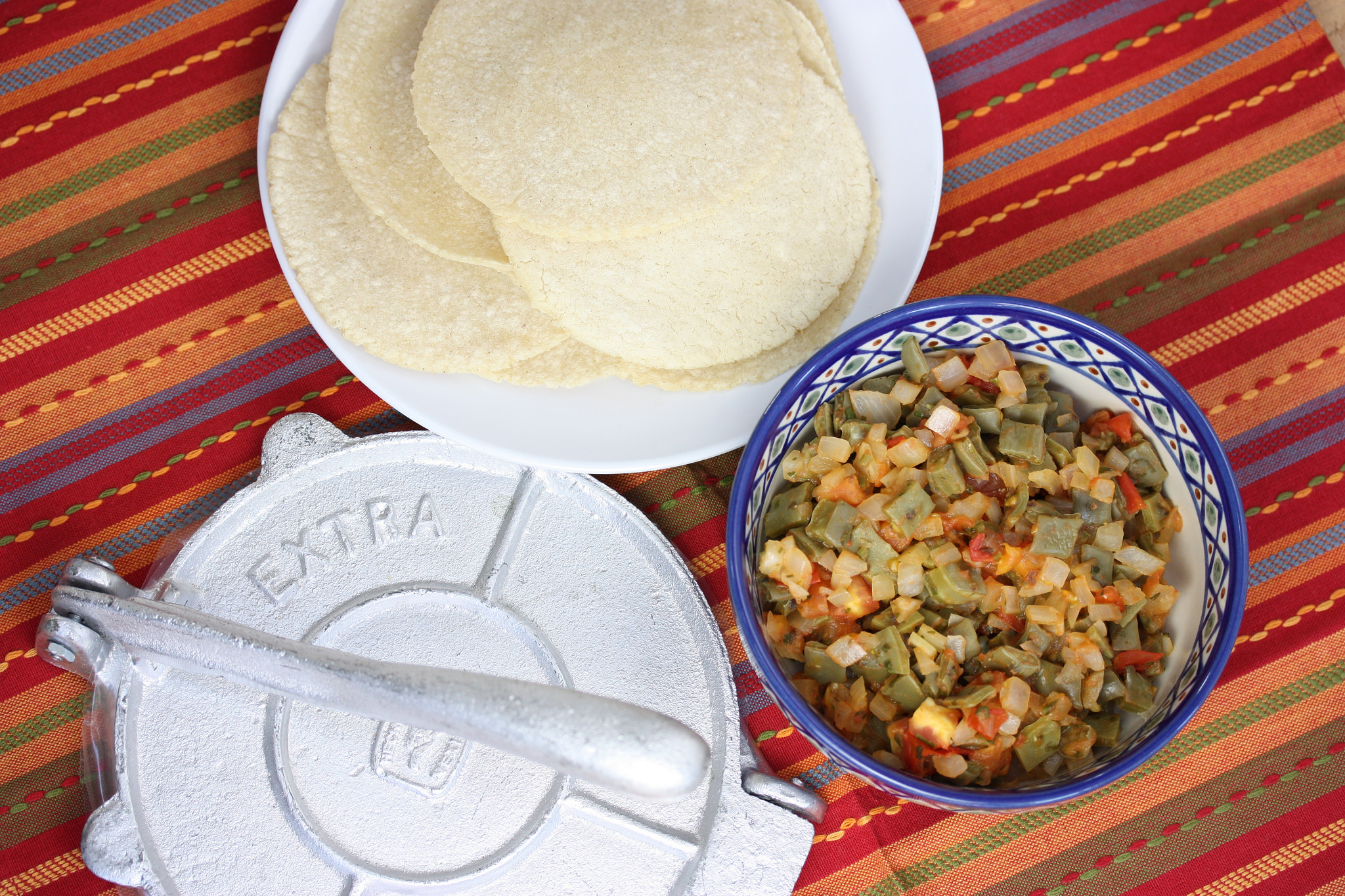 Tortilla Press Hispanic Kitchen Tools