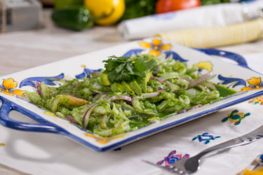 Aguachile, photo by Hispanic Kitchen