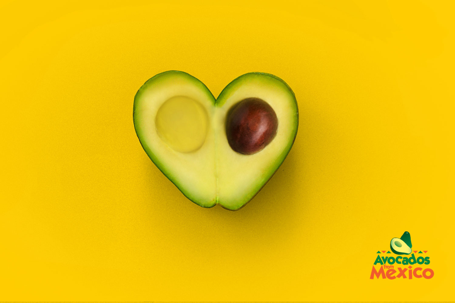 The Avo Love Test, photo by Avocados From Mexico