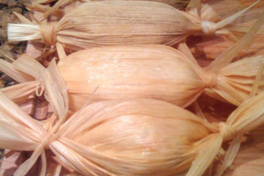Butternut Squash Tamales, photo by Hispanic Kitchen